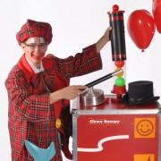 Kleine Clownshow (max 25 kinderen)