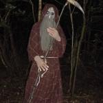 Halloween Zorac de poortwachter van de onderweereld