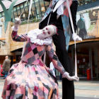 Ballet & Dance on stilts