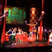 Theatershow met Circuspieten