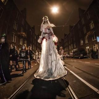 Halloween-act