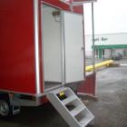 Podiumwagen