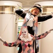 Ballet & Dance on stilts