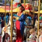 Het circus fantasie pakket van € 1025,- voor € 900,-