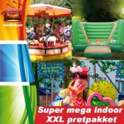 Super mega indoor XXL pretpakket van € 750,- voor € 650,-